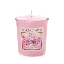 Candele profumate Yankee Candle color rosa  Blush Bouquet Votive Candle online - Prezzo:   2.65 €