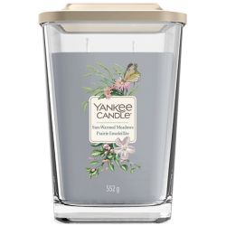 Candele profumate Yankee Candle color azzurro  Sun-Warmed Meadows Large Jar online - Prezzo:   29.90 €