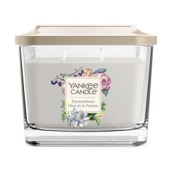 Candele profumate Yankee Candle color grigio  Passionflower  Medium Jar online - Prezzo:   24.90 €