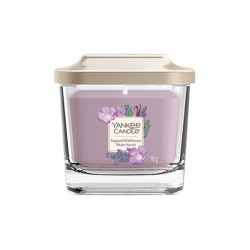 Candele profumate Yankee Candle color lilla  Sugared Wildflowers Small Jar online - Prezzo:   11.90 €