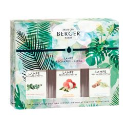 Diffusori Maison Berger color trasparente  Triopack Immersion online - Prezzo:   16.00 €