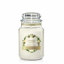 Candele profumate Yankee Candle color bianco  French Vanilla online - Prezzo:   29.90 €