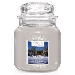 Yankee Candle  color grigio  Candlelit Cabin online - Prezzo:   17.43 €