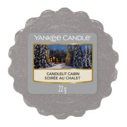 Yankee Candle  color grigio  Candlelit Cabin online - Prezzo:   1.57 €