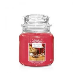 Candele profumate Yankee Candle color rosso  After Sledding online - Prezzo:   24.90 €