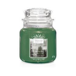 Candele profumate Yankee Candle color verde  Evergreen Mist online - Prezzo:   18.68 €