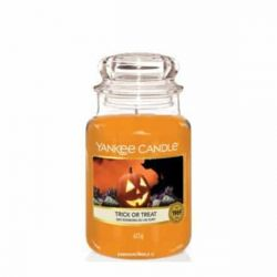 Candele profumate Yankee Candle color arancio  Trick or Treat online - Prezzo:   29.90 €