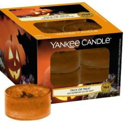 Candele profumate Yankee Candle color arancio  Trick or Treat online - Prezzo:   9.95 €