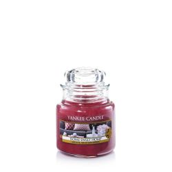 Candele profumate Yankee Candle color rosa  Home Sweet Home Small Jar online - Prezzo:   11.90 €