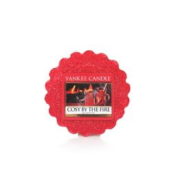 Candele Yankee Candle online  color rosso  Cosy By The Fire Tarts Wax Melts online scontato del 30% - Prezzo:   1.57 €
