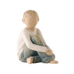 Statuine Willow Tree  color   CARING CHILD online - Prezzo:   25.00 €