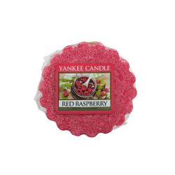 Candele profumate Yankee Candle color rosso  Red Raspberry Wax Melt online - Prezzo:   2.25 €
