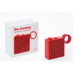 Regali originali per lei  color rosso  The Monkey radio/speaker ROSSO online - Prezzo:   69.00 €