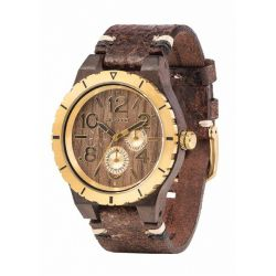 Regali originali per lei  color marrone  WeWOOD Kardo MB choco gold online - Prezzo:   149.00 €