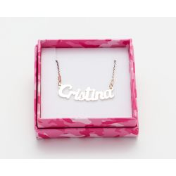 Gioielli Magic in The Moonlight color argento  Collana CRISTINA online - Prezzo:   38.50 €