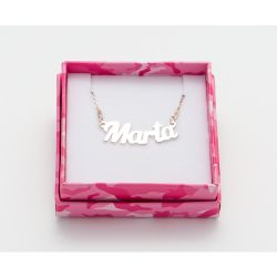 Gioielli Magic in The Moonlight color argento  Collana MARTA online - Prezzo:   38.50 €