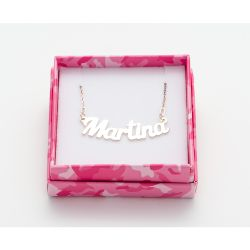 Gioielli Magic in The Moonlight color argento  Collana MARTINA online - Prezzo:   38.50 €