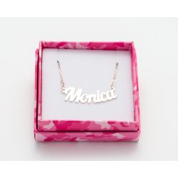 Gioielli Magic in The Moonlight color argento  Collana MONICA online - Prezzo:   38.50 €