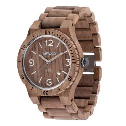 Orologi WeWOOD color marrone  Alpha SW Nut Rough online - Prezzo:   119.00 €