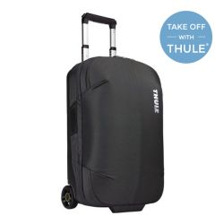 Zaini e borse Thule  color nero  Subterra Rolling Carry-On 36L DARK SHADOWS online - Prezzo:   259.00 €