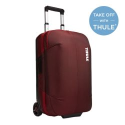 Valigeria Thule color rosso  Subterra Rolling Carry-On 36L EMBER online - Prezzo:   259.00 €