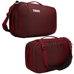 Valigeria Thule color rosso  Subterra Duffel Carry-On 40L online - Prezzo:   199.00 €