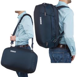 Valigeria Thule color blu  Subterra Duffel Carry-On 40L online - Prezzo:   199.00 €