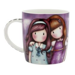 Accessori Gorjuss color bianco  Tazza Gorjuss WE WALK TOGETHER online - Prezzo:   18.50 €