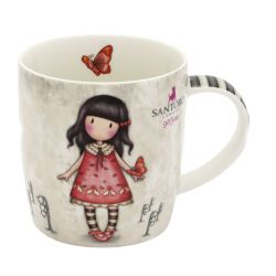 Accessori Gorjuss color bianco  Tazza Gorjuss TIME TO FLY online - Prezzo:   18.50 €