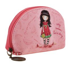 Beauty Case Gorjuss color rosa  Mini Pouch online - Prezzo:   14.50 €