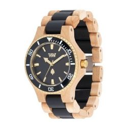 Orologi WeWOOD color multicolor  DATE MB beige black online - Prezzo:   99.95 €