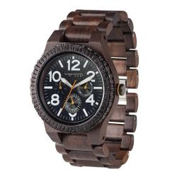 Orologi WeWOOD color marrone  KARDO choco white online - Prezzo:   149.00 €