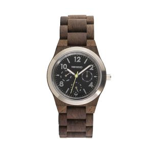 Orologi WeWOOD color marrone  KYRA MB choco rough silver online - Prezzo:   149.00 €