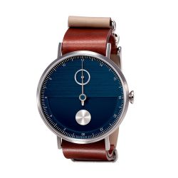 Orologi Tacs color blu e marrone  Day & Night online - Prezzo:   199.00 €