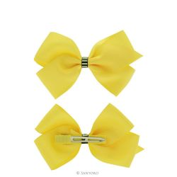 accessori Gorjuss color giallo  Gorjuss Big Hair Bow - Lemon online - Prezzo:   7.90 €