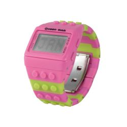 Orologi Queen Watch color rosa  FLUO QUEEN 2 online scontato del 50% - Prezzo:   19.50 €