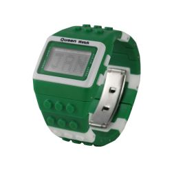 Orologi Queen Watch color verde  GREEN QUEEN online scontato del 50% - Prezzo:   19.50 €