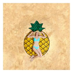 Regali originali per lei  color giallo  BigMouth Pineapple online - Prezzo:   29.90 €