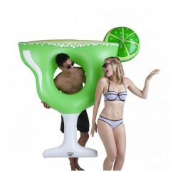 Regalo per sorella  color verde  BigMouth Pool Float Margarita online - Prezzo:   29.90 €