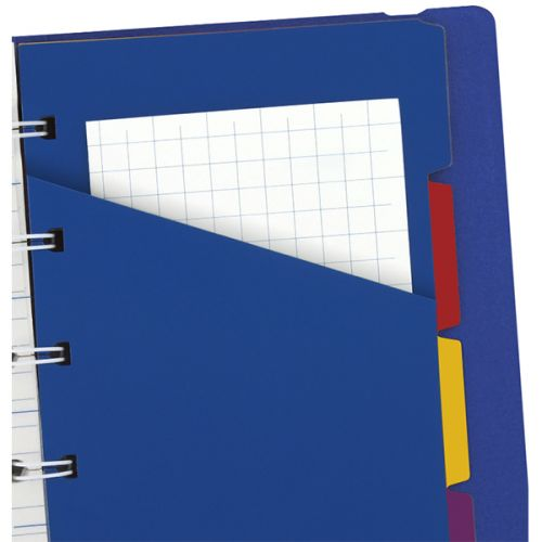 Filofax Notebook blu