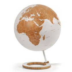 Mappamondi Luminosi Atmosphere color marrone  BAM*BOO Globe online - Prezzo:   89.00 €
