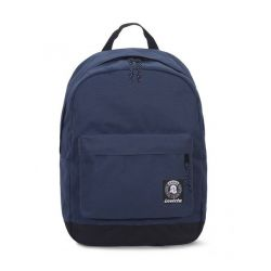 Zaino Invicta color blu  Carlson Backpack Plain Orion Blue online - Prezzo:   33.60 €