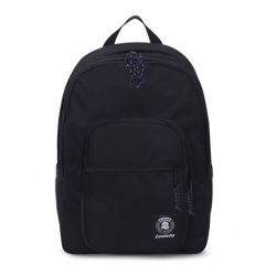 Zaino Invicta color nero  Jelek Backpack Plain Jet Black online - Prezzo:   69.00 €
