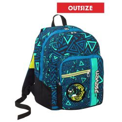 Zaini Seven Scontati  color blu  Zaino Outsize SHIFTY BOY online - Prezzo:   82.90 €