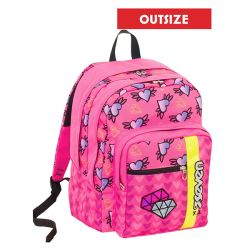 Zaini Seven Scontati  color rosa  Zaino Outsize SHIFTY GIRL online - Prezzo:   82.90 €