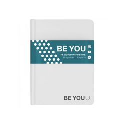 Diario Be You color bianco  Diario BE YOU Datato  online - Prezzo:   15.00 €