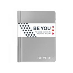 Diario Be You color argento  Diario BE YOU Datato  online - Prezzo:   15.00 €