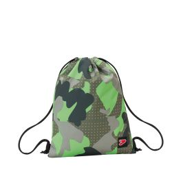 Sacca freetime Seven color verde  Soft Backpack  online - Prezzo:   19.90 €