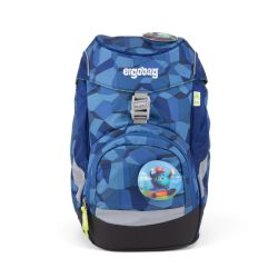 Zaino Ergobag color blu  MonstBear Club online - Prezzo:   119.00 €