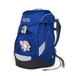 Zaino Ergobag color blu  Out Bearspace online - Prezzo:   119.00 €